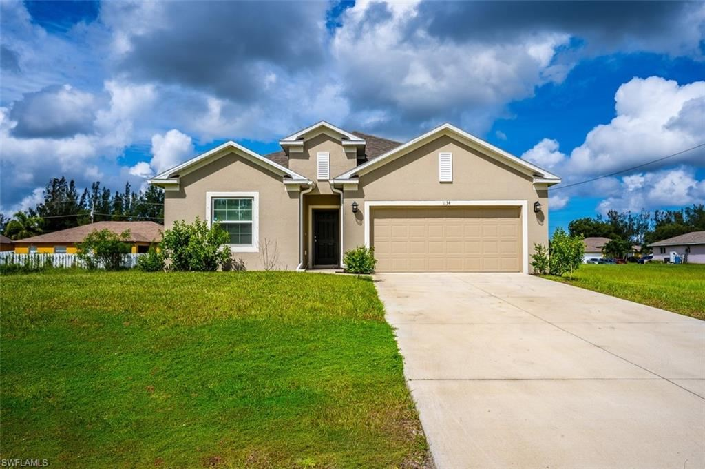 1134 NW 27th Place, Cape Coral, FL 33993 - #: 221066218