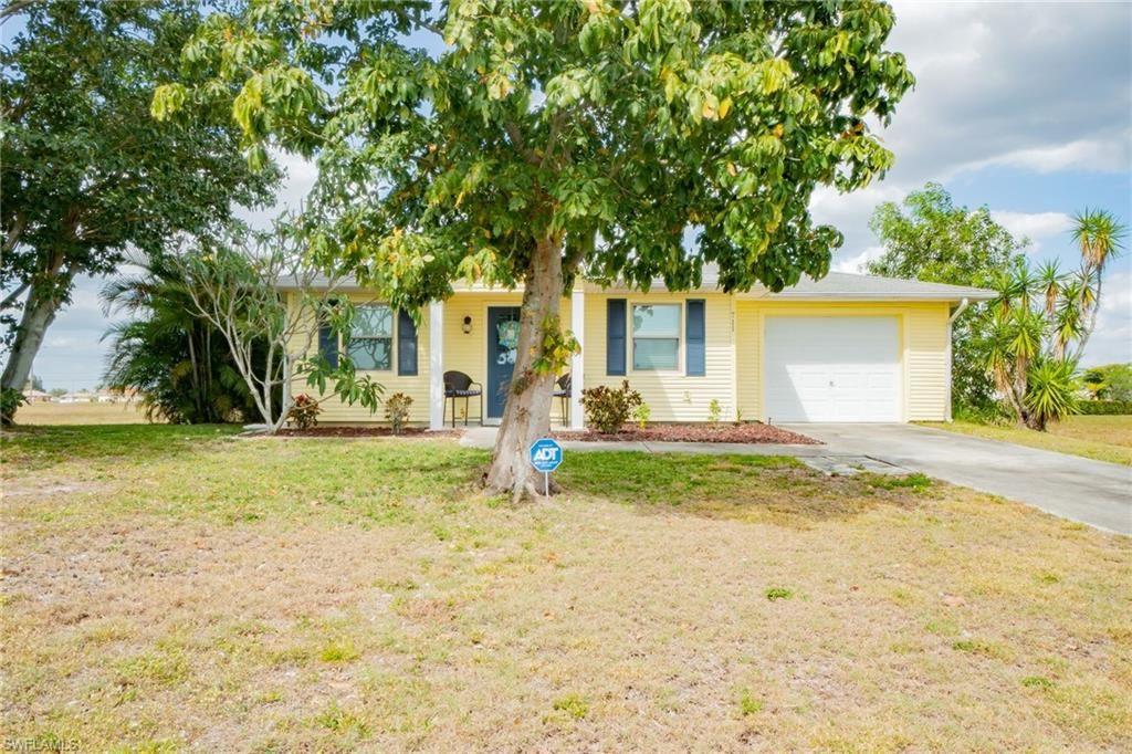 711 NE 15th Terrace, Cape Coral, FL 33909 - #: 220021224