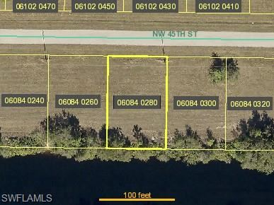 Photo of 3808 NW 45th Lane, CAPE CORAL, FL 33993 (MLS # 220033227)