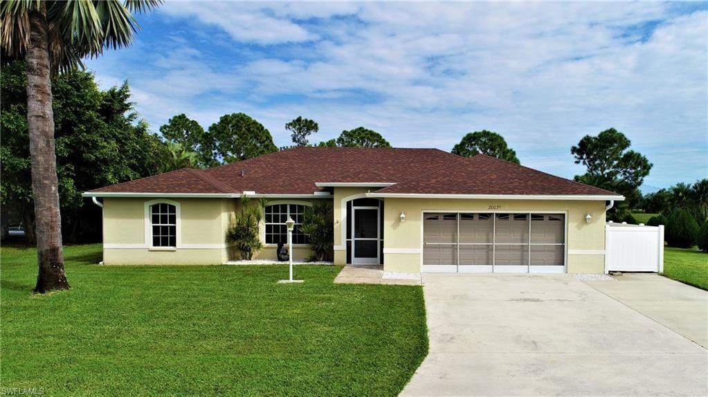 20071 Petrucka Circle N, Lehigh Acres, FL 33936 - #: 220041230