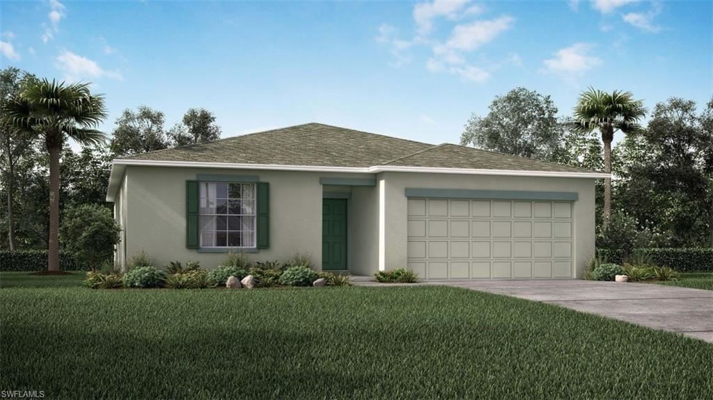 3414 20th Street W, Lehigh Acres, FL 33971 - #: 220024231