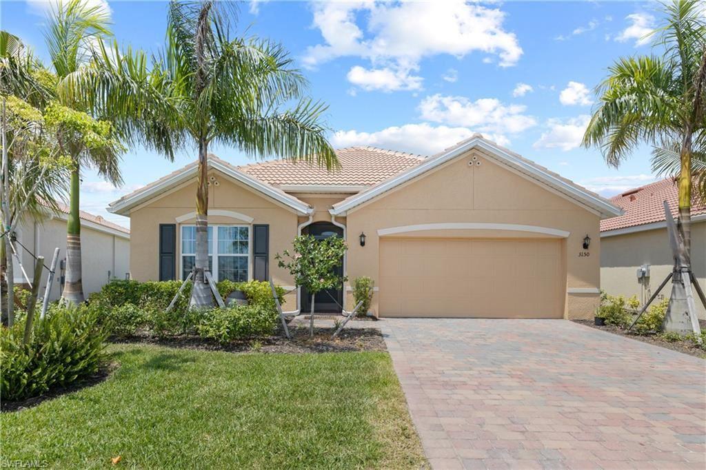 3150 Birchin Lane, Fort Myers, FL 33916 - #: 221036231