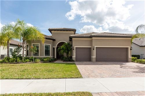 Photo of 12909 Hadley Court, FORT MYERS, FL 33913 (MLS # 220012234)