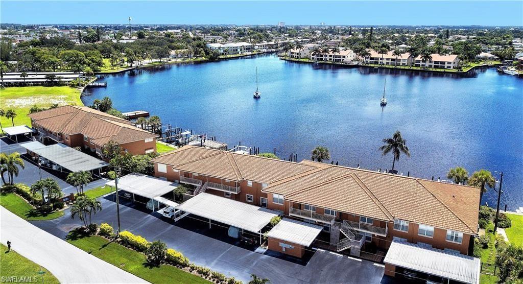 444 Tudor Drive #2B, Cape Coral, FL 33904 - #: 221017234
