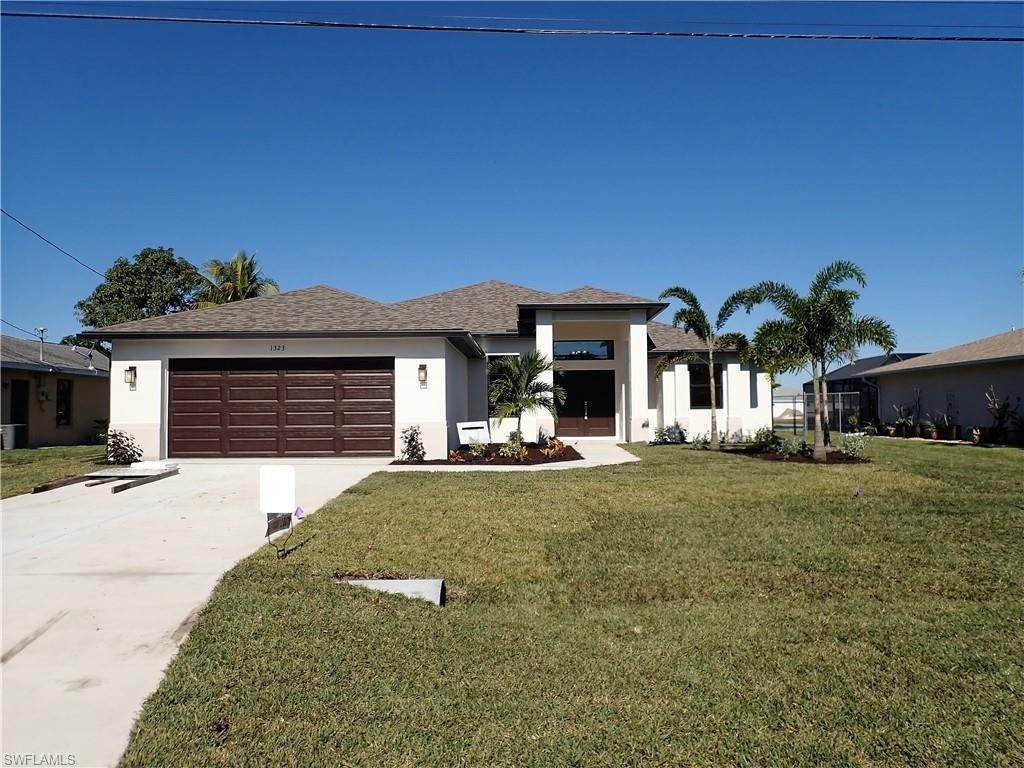 1323 NE 2ND Street, Cape Coral, FL 33909 - #: 220059245