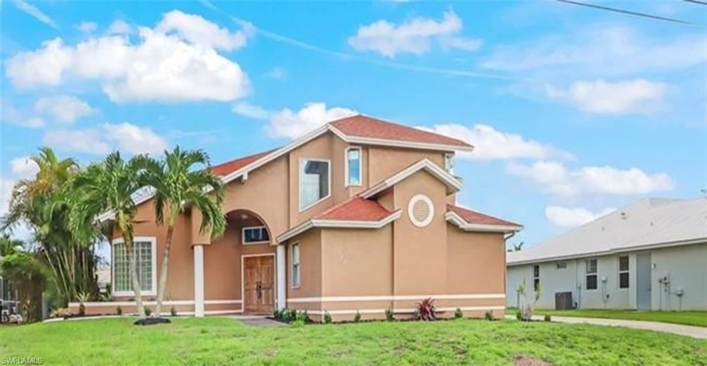 1722 SW 45th Street, Cape Coral, FL 33914 - #: 221070248