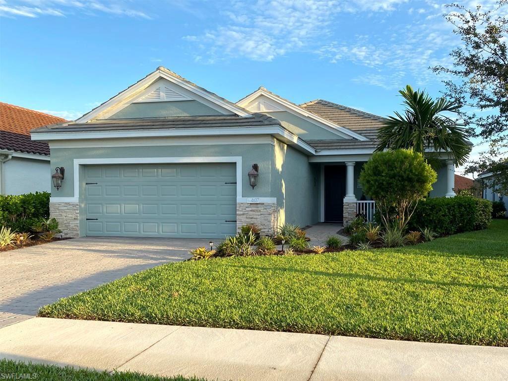 4637 Mystic Blue Way, Fort Myers, FL 33966 - #: 221071249