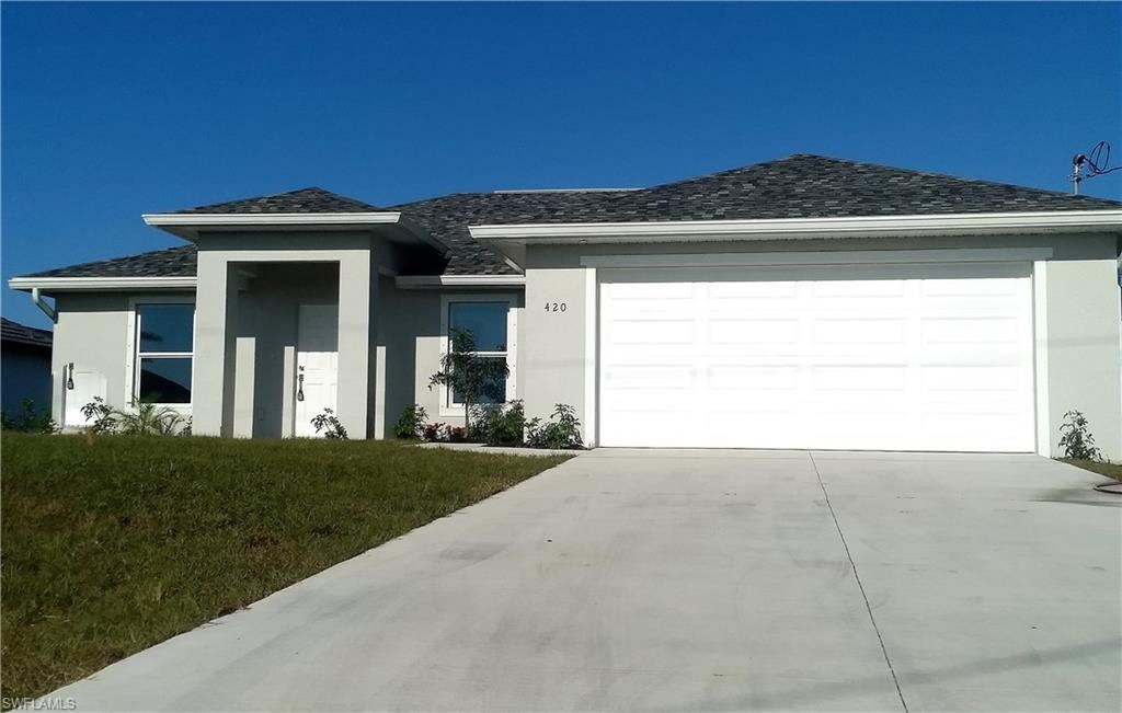 420 NW 35th Place, Cape Coral, FL 33993 - #: 221026253