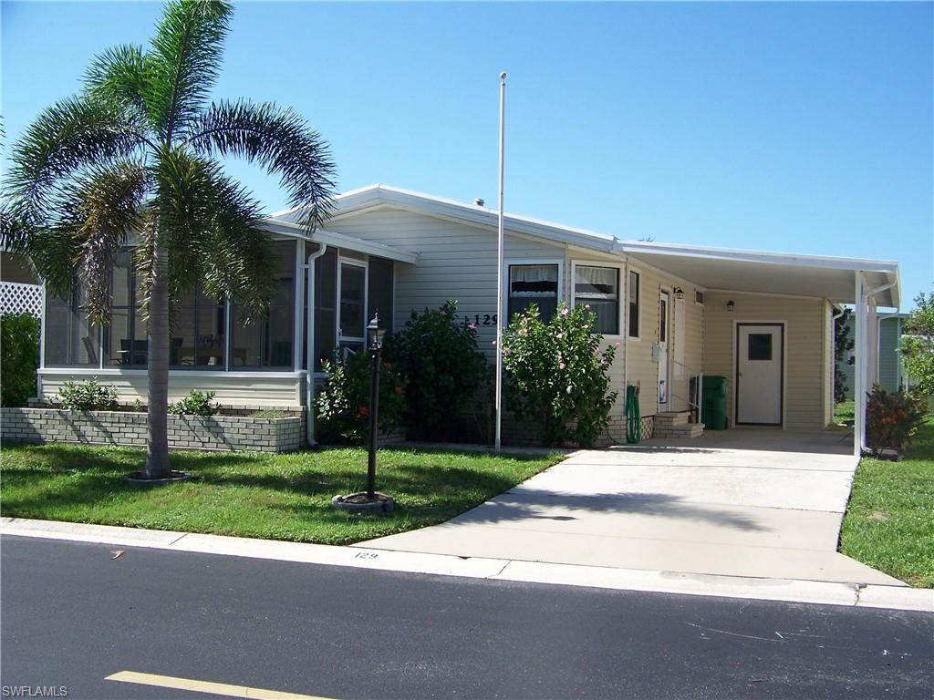 15550 Burnt Store Road #129, Punta Gorda, FL 33955 - #: 220047255