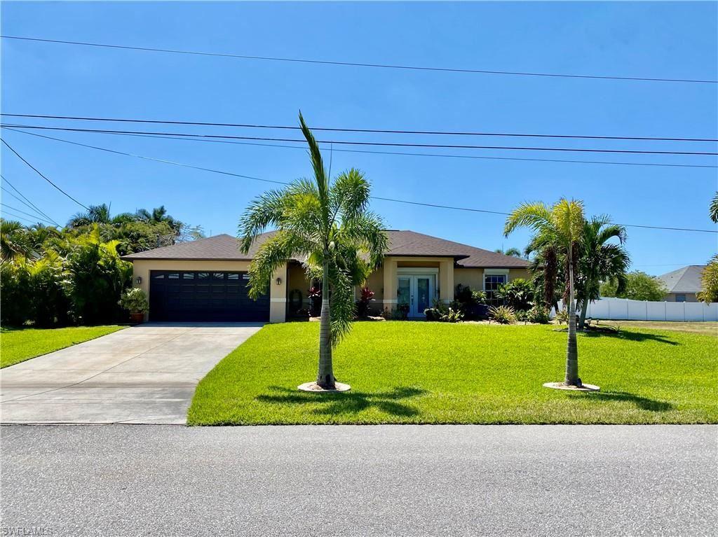 2582 SW 26th Terrace, Cape Coral, FL 33914 - #: 221022259