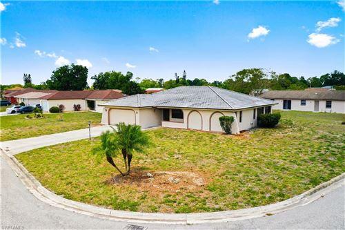 Photo of 235 Oakside Street, LEHIGH ACRES, FL 33936 (MLS # 221029268)