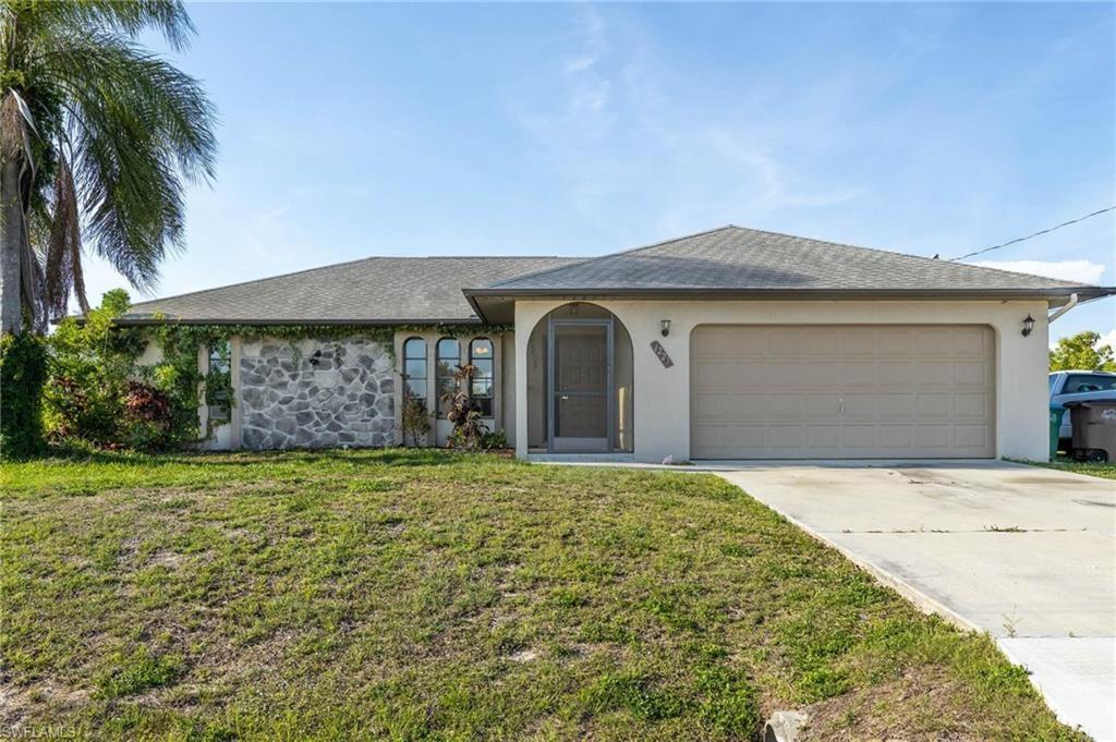 1221 NE 11th Terrace, Cape Coral, FL 33909 - #: 221034270