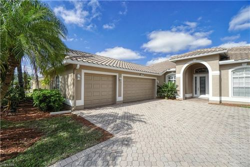 Photo of 12477 Green Stone Court, FORT MYERS, FL 33913 (MLS # 220011272)