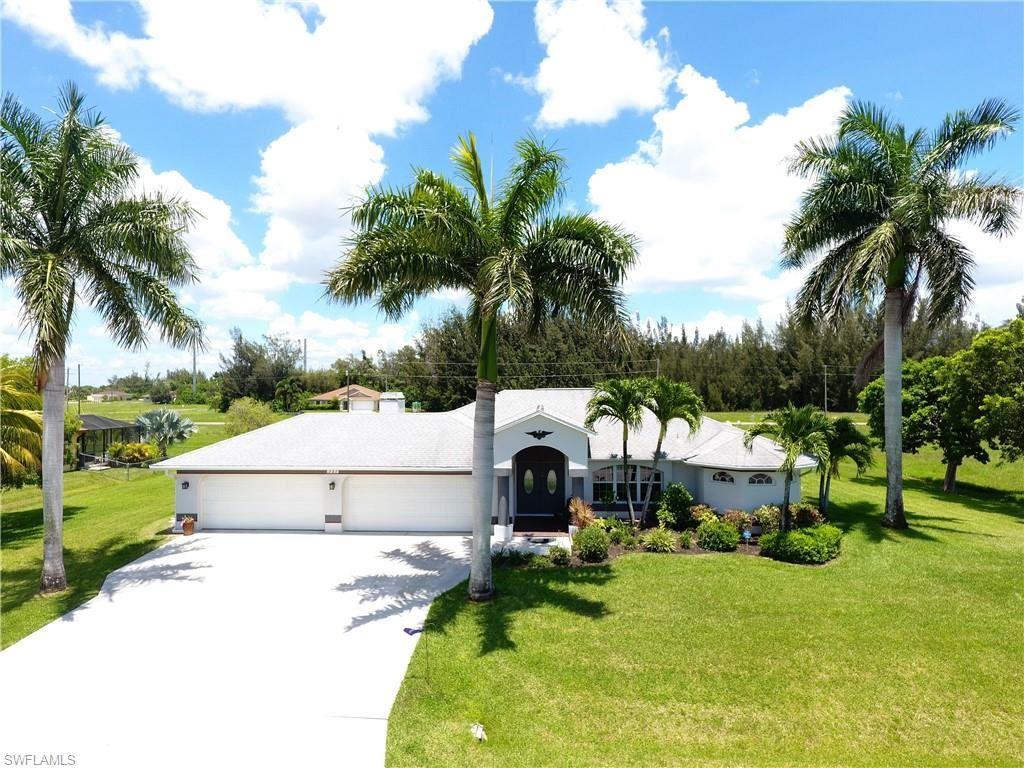 321 SW 24th Place, Cape Coral, FL 33991 - #: 220040274