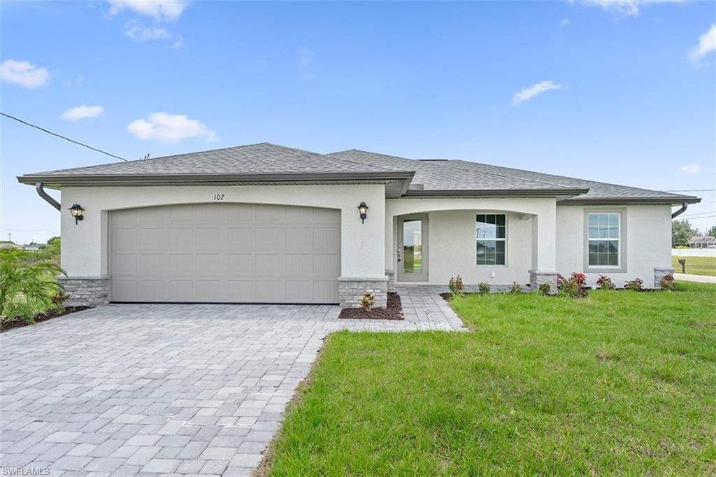 3621 NE 21st Place, Cape Coral, FL 33909 - #: 221051274