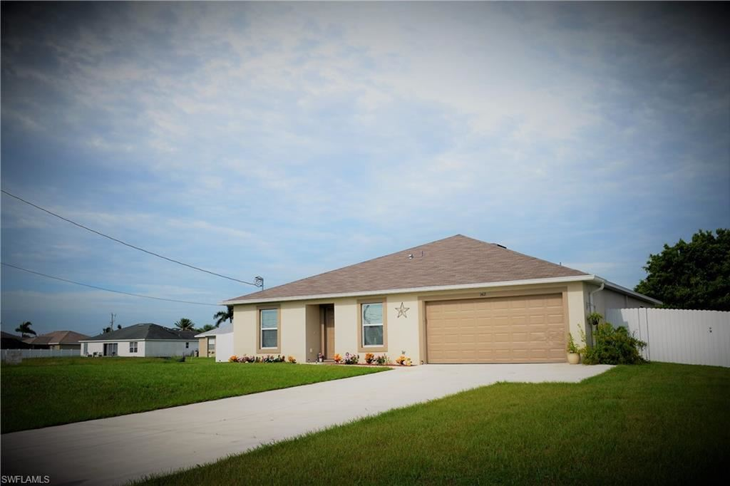 1412 Nelson Road N, Cape Coral, FL 33993 - #: 221056279