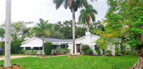 Photo of 1415 Fountain Avenue, FORT MYERS, FL 33919 (MLS # 220034281)