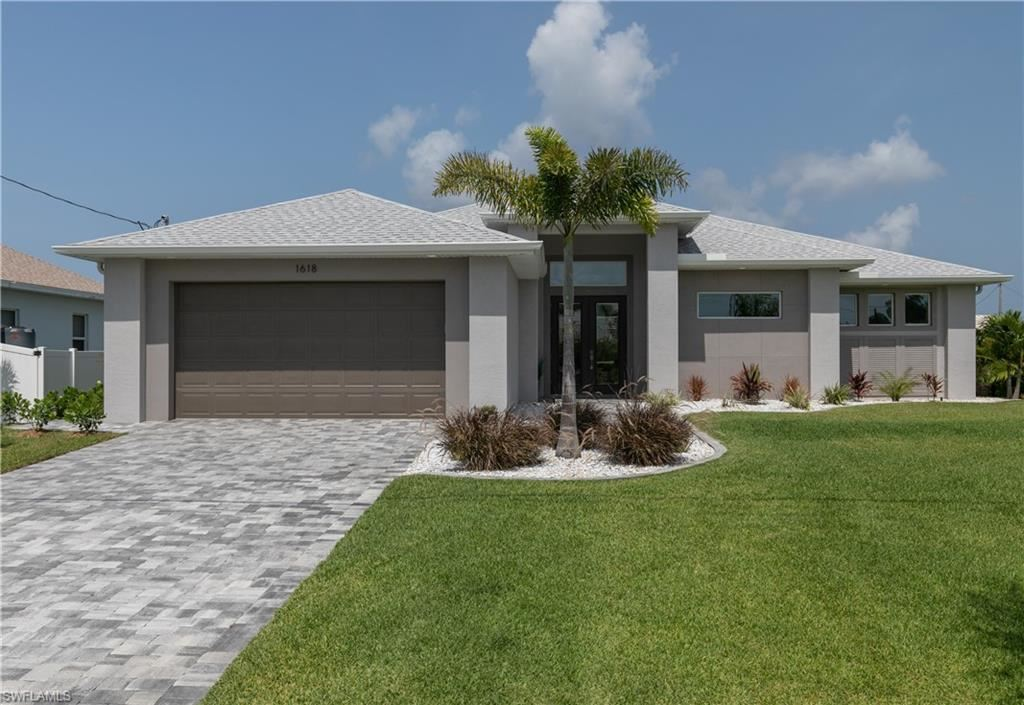 1618 NW 42nd Place, Cape Coral, FL 33993 - #: 221028283