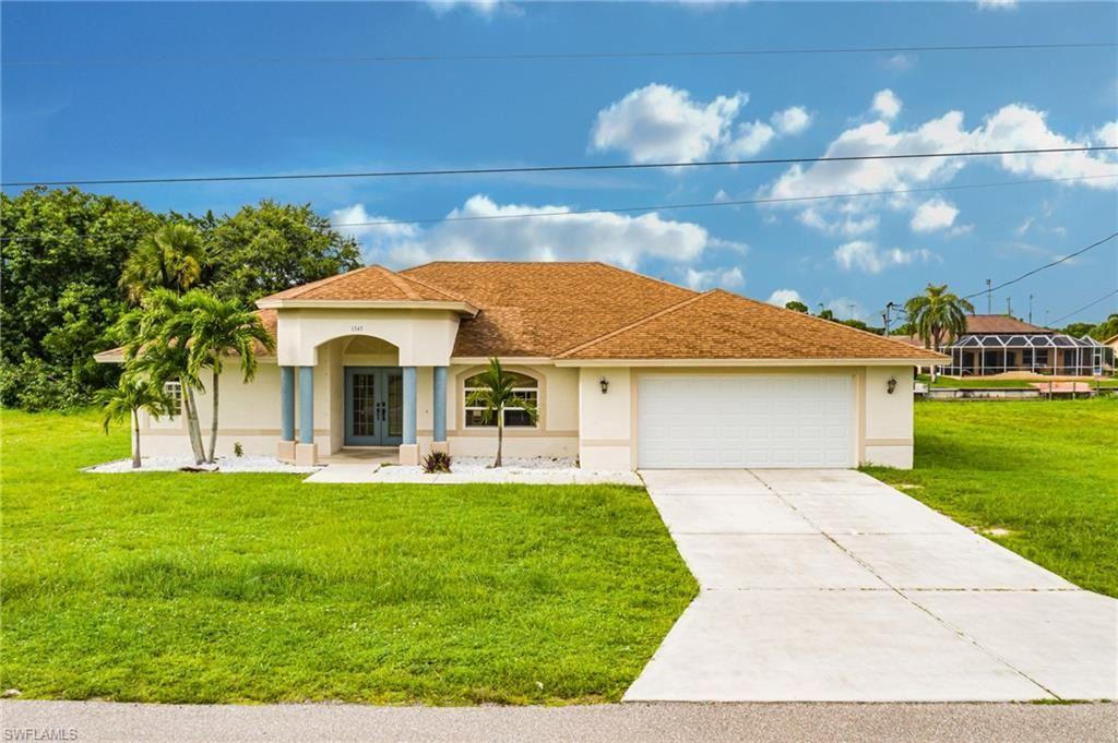 1345 NE 2nd Street, Cape Coral, FL 33909 - #: 221062284