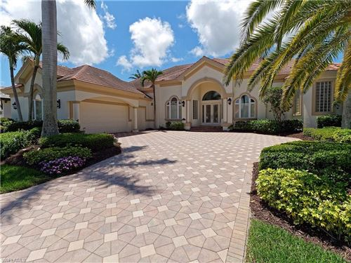 Photo of 11421 Longwater Chase CT, FORT MYERS, FL 33908 (MLS # 218038285)
