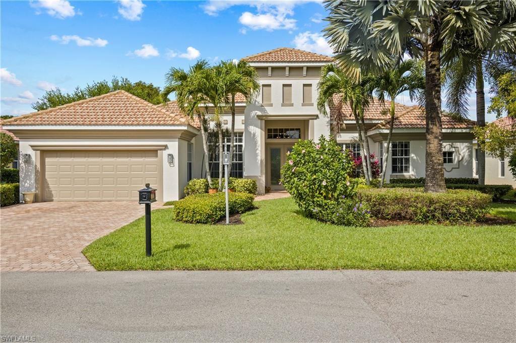 25110 Divot Drive, Bonita Springs, FL 34135 - #: 221022285