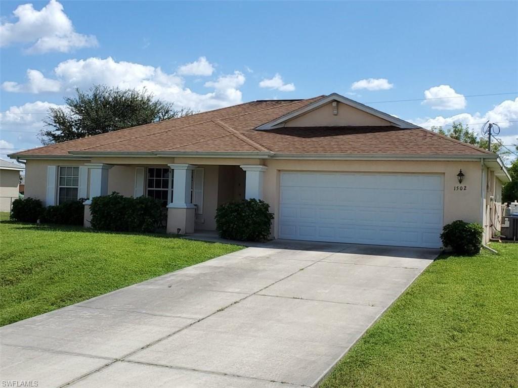 1502 NE 19th Terrace, Cape Coral, FL 33909 - #: 219064291