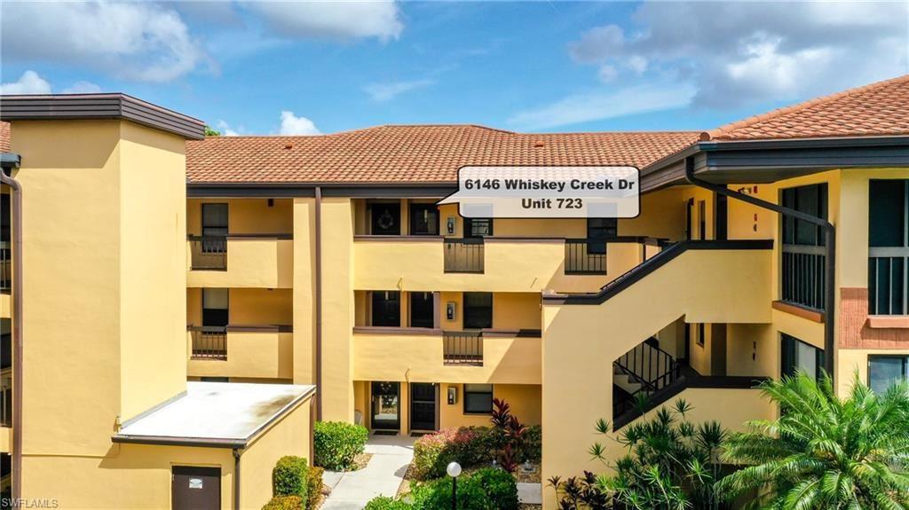 6146 Whiskey Creek Drive #723, Fort Myers, FL 33919 - #: 220032292