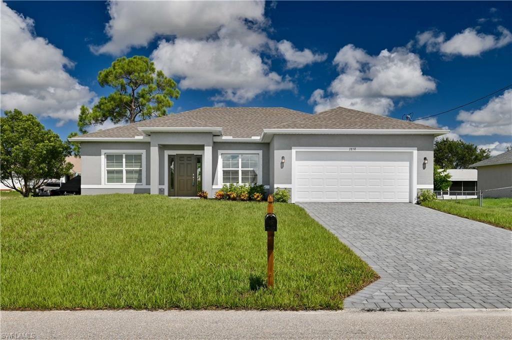 2858 NW 3rd Avenue, Cape Coral, FL 33993 - #: 220045292
