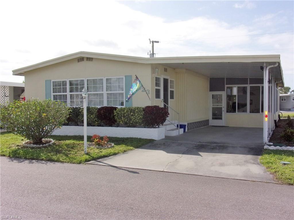 5512 Salem Lane, North Fort Myers, FL 33917 - #: 221020298
