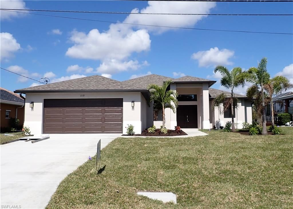 1119 NE 2nd Terrace, Cape Coral, FL 33909 - #: 220067301
