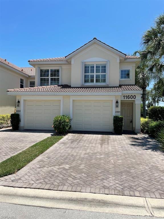 11600 Navarro Way #2201, Fort Myers, FL 33908 - #: 221033309