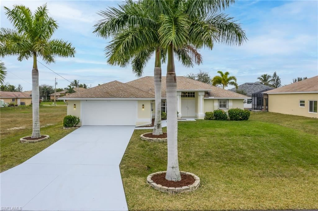 212 NW 35th Place, Cape Coral, FL 33993 - #: 221002310