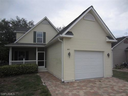 Photo of 441 Leawood Circle, NAPLES, FL 34104 (MLS # 220039311)