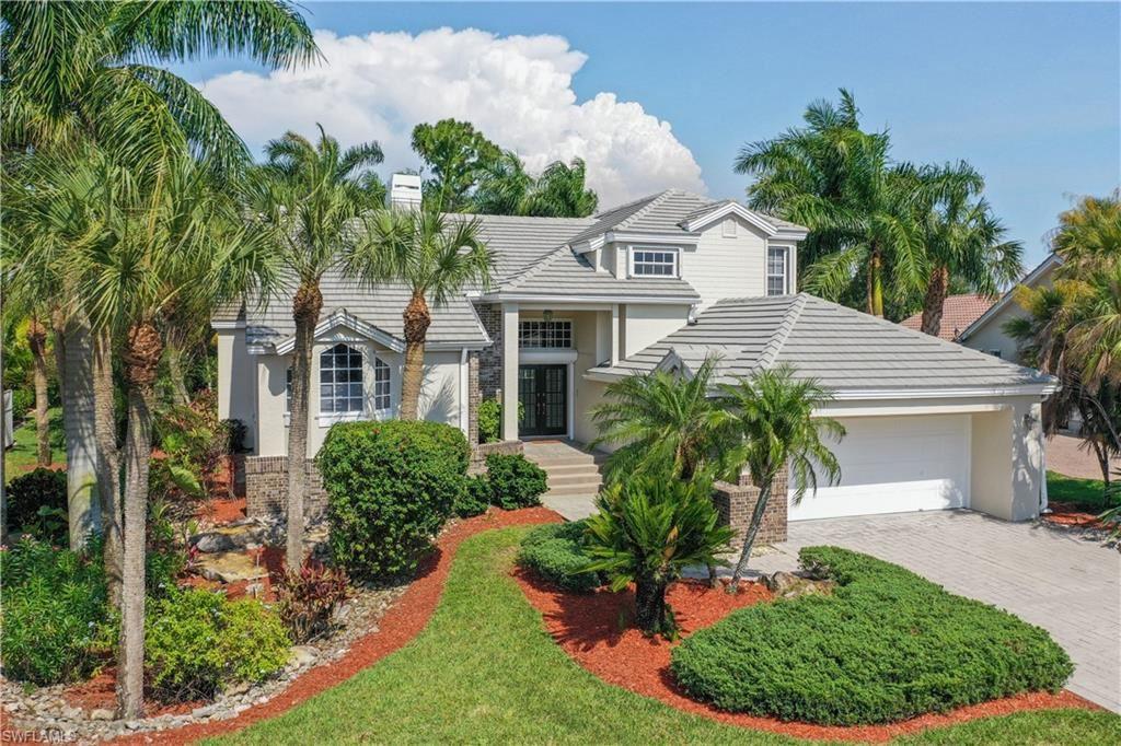 8659 S Lake Circle, Fort Myers, FL 33908 - #: 221029311