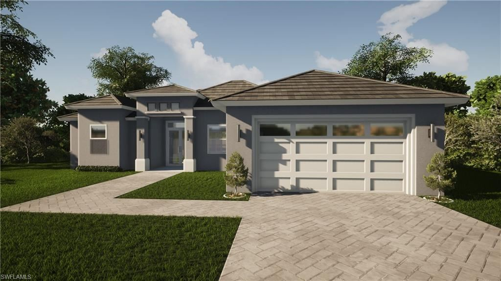 2617 27th Street SW, Lehigh Acres, FL 33976 - #: 220047312
