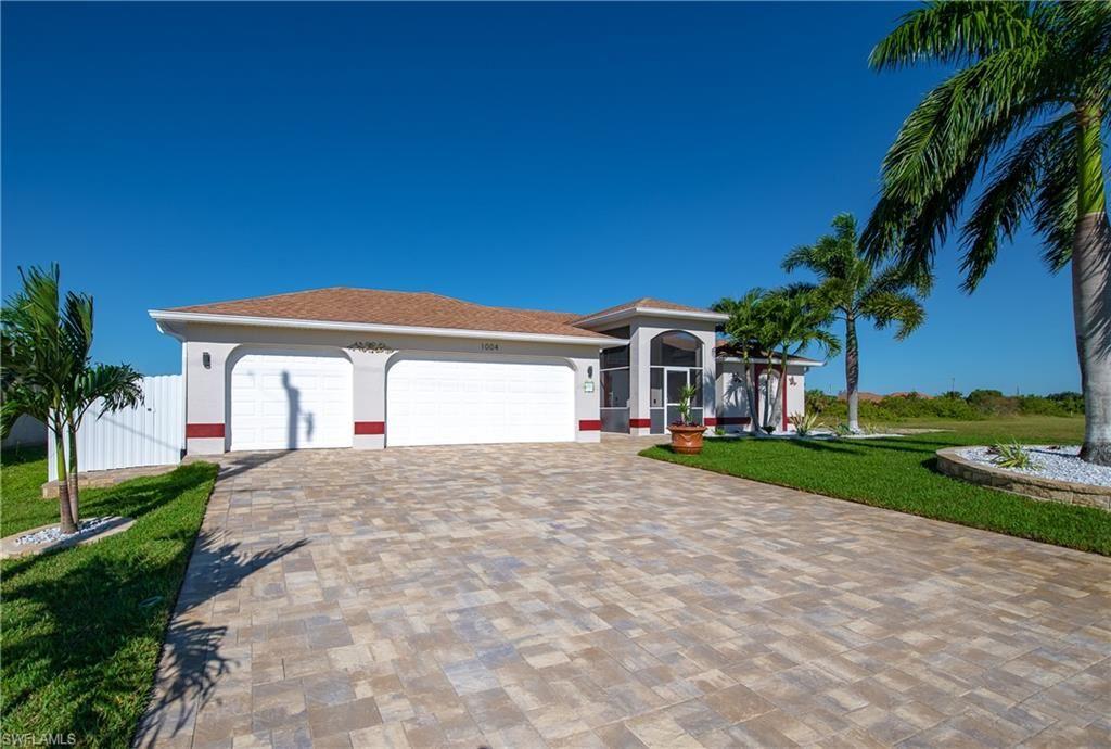 1004 NW 12th Avenue, Cape Coral, FL 33993 - #: 221070313