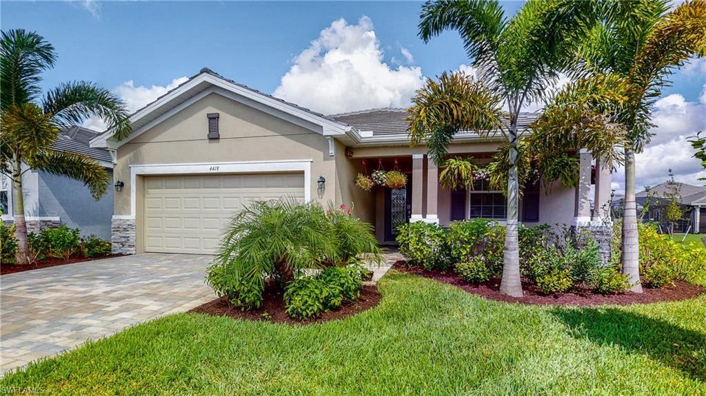 4419 Lemongrass Drive, Fort Myers, FL 33916 - #: 221071313