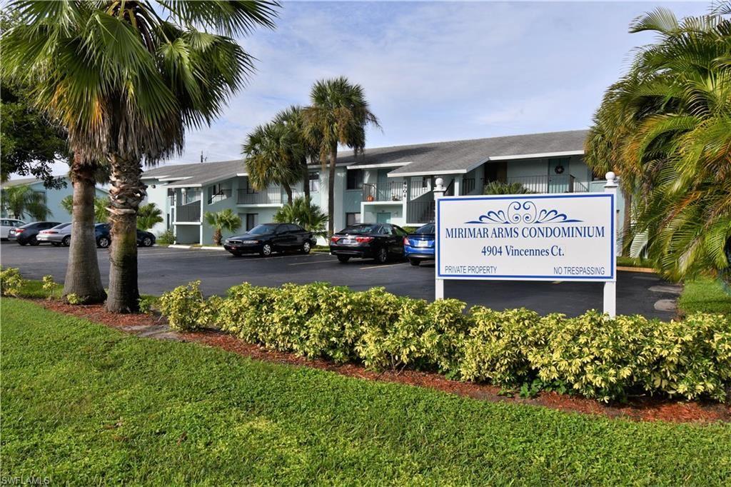 4904 Vincennes Court #206, Cape Coral, FL 33904 - #: 220068314