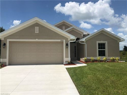 Photo of 2708 43rd ST W, LEHIGH ACRES, FL 33971 (MLS # 218050316)