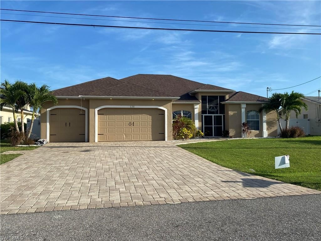 138 SE 29th Street, Cape Coral, FL 33904 - #: 221034316