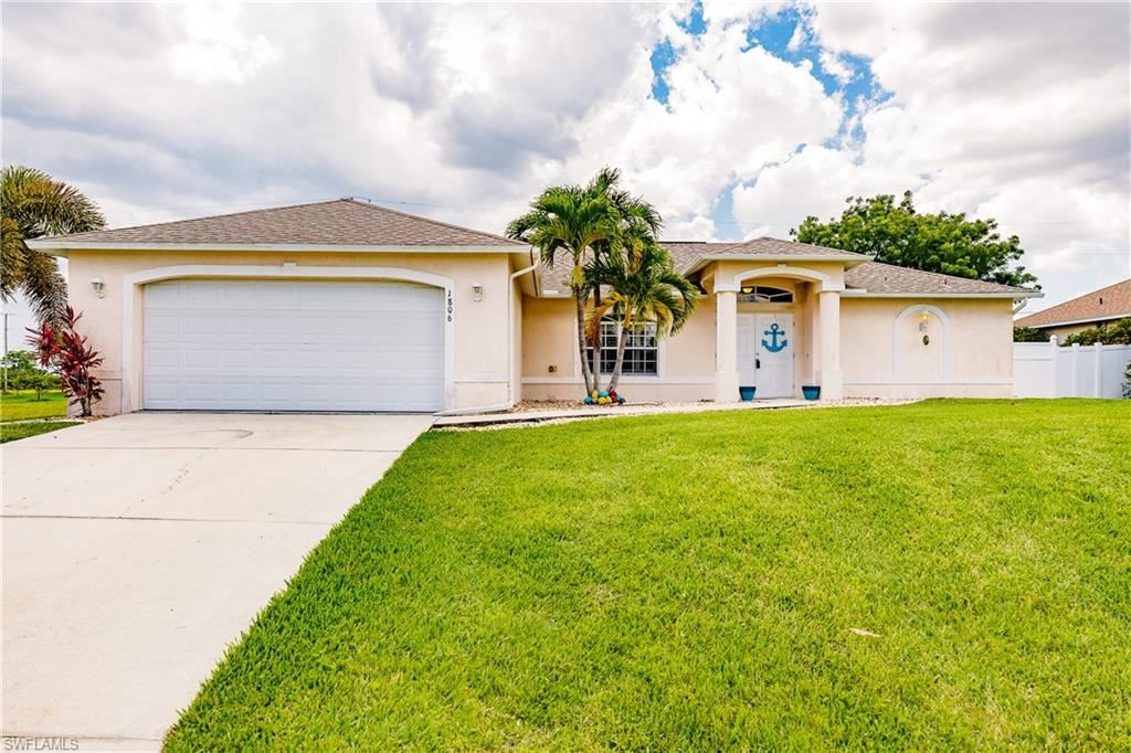 1806 NE 22nd Avenue, Cape Coral, FL 33909 - #: 219037317