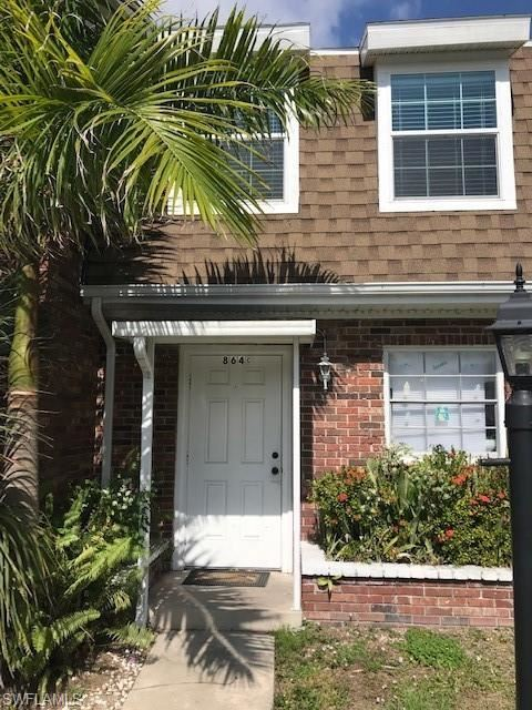 864 Courtington Lane #3 (C), Fort Myers, FL 33919 - #: 221043318