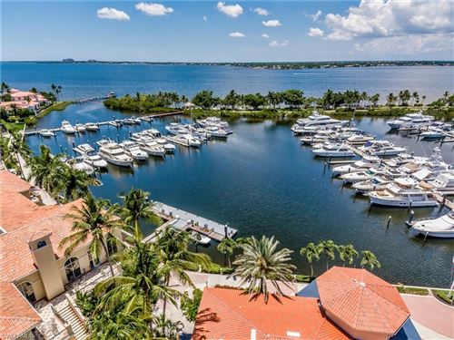 Photo of Boat Dock E-21, FORT MYERS, FL 33908 (MLS # 219040320)