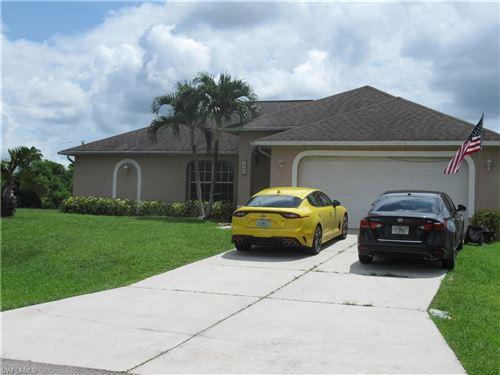 Photo of 3407 NE 19th Avenue, CAPE CORAL, FL 33909 (MLS # 221056323)