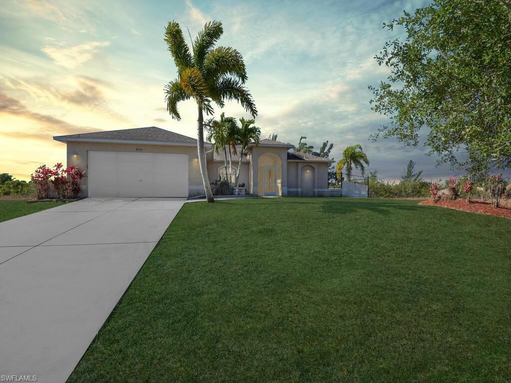 400 NW 20th Street, Cape Coral, FL 33993 - #: 221022326