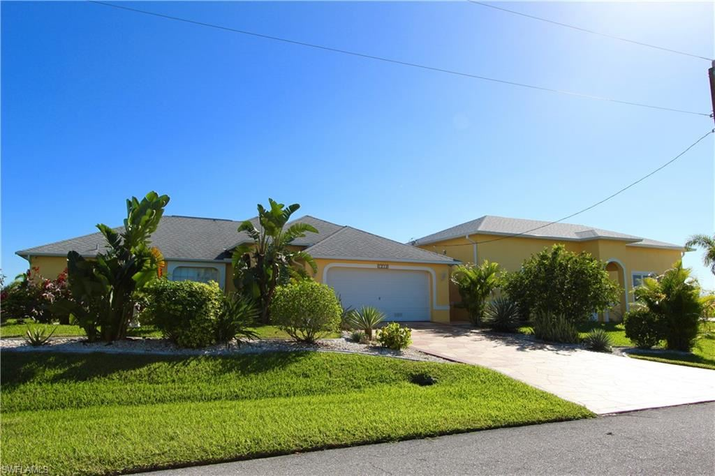 1813 NE 18th Place, Cape Coral, FL 33909 - #: 219012335