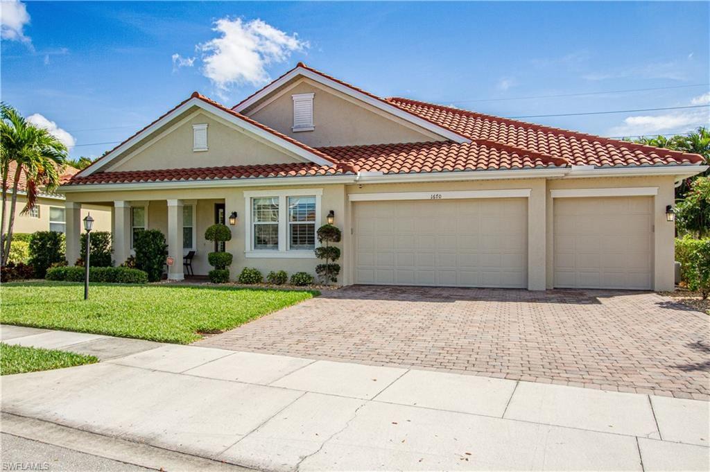 1670 Mcgregor Reserve Drive, Fort Myers, FL 33901 - #: 220009337
