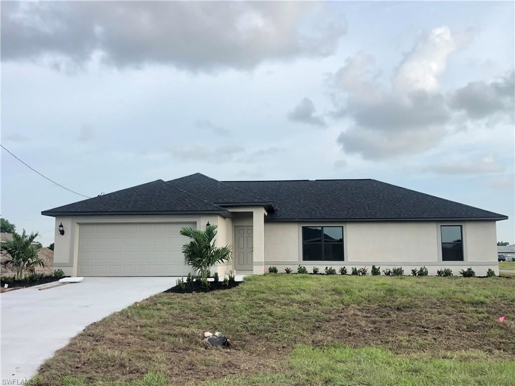 1450 NW 2nd Street, Cape Coral, FL 33993 - #: 220043337