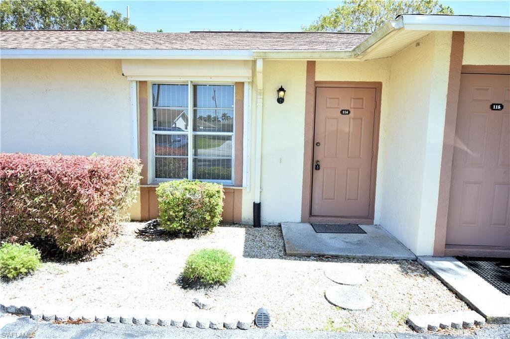 3417 SW Santa Barbara Place #114, Cape Coral, FL 33914 - #: 221020339