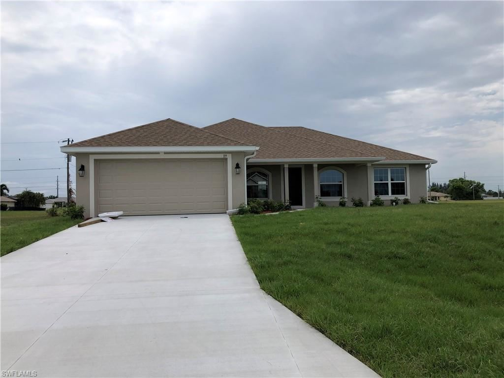 119 NW 25th Place, Cape Coral, FL 33993 - MLS#: 219008340